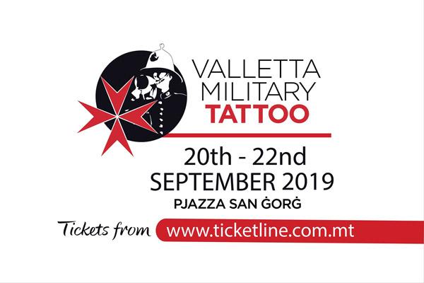 Malta Military Tattoo 2019